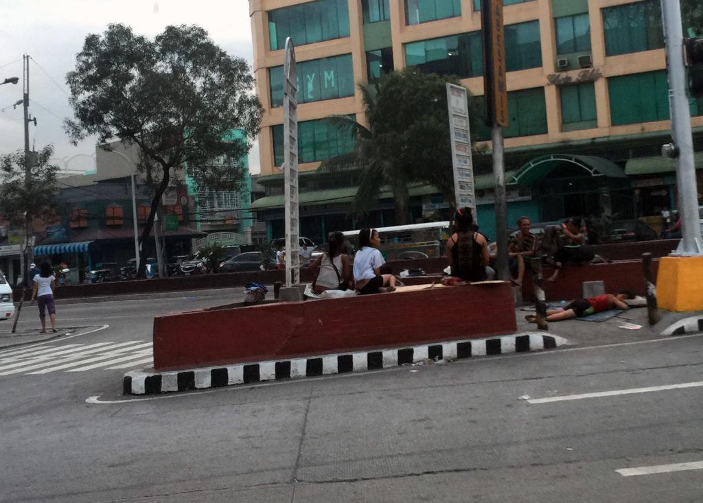 フィリピンストリートチルドレン