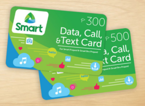 Smart eLoad Card
