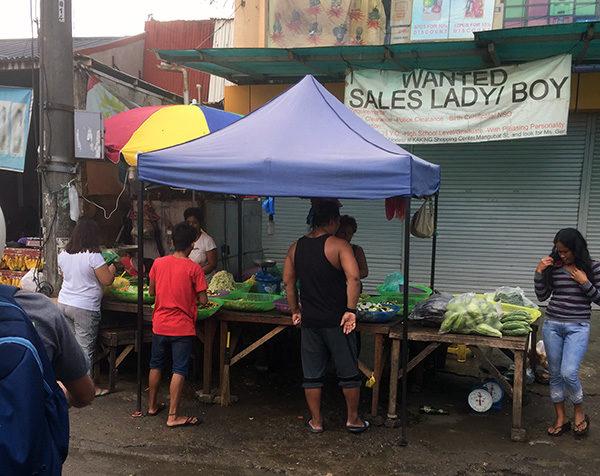 フィリピン極貧生活