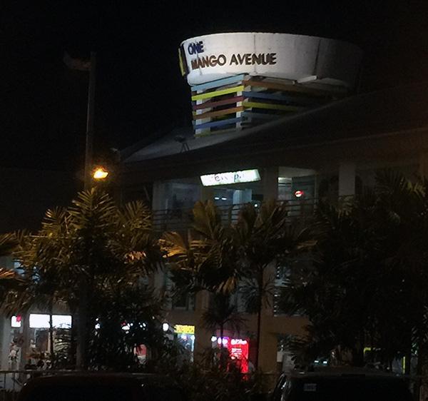 フィリピン歓楽街
