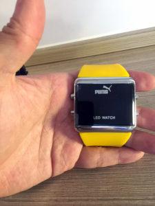 Nikeの腕時計