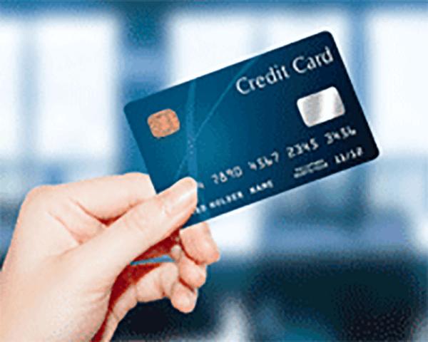 クレジットカードはプリペイド