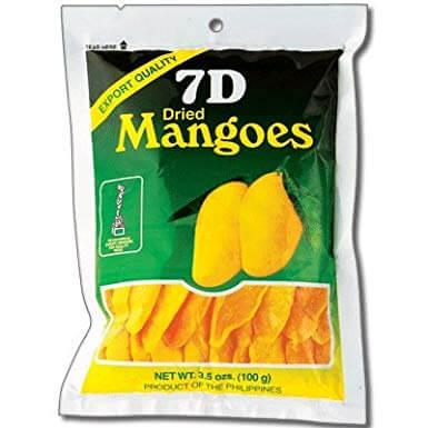 7Dマンゴードライフルーツ
