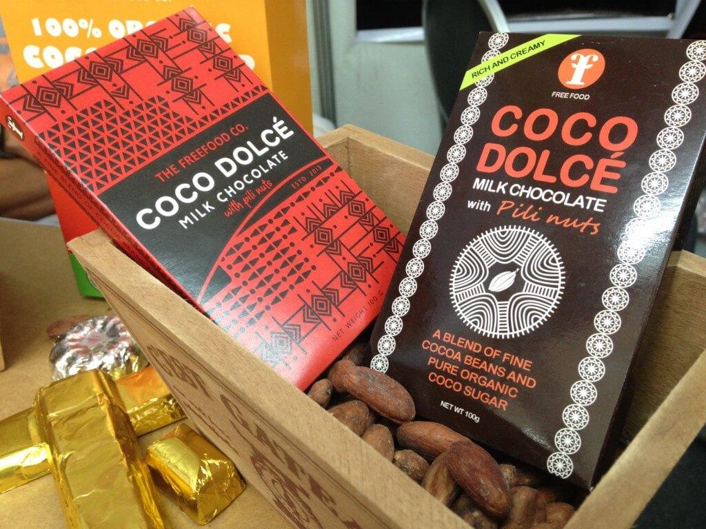 フィリピン産チョコレート