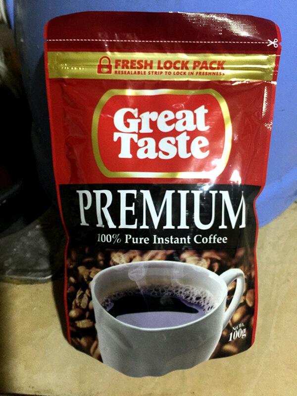 アリ対策にコーヒーを使う