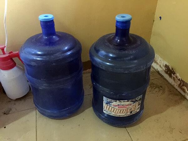 フィリピンの飲用水についての背景