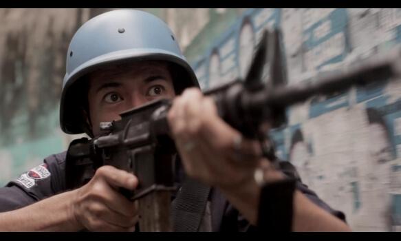 メトロマニラ 世界で最も危険な街の映画レビュー